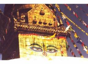 Swayambhunath. Photo by JT